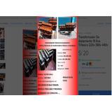 Transformador De Aislamiento 15 Kva Trifasico 220v 380v 440v