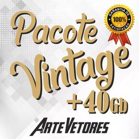 Pack 40 Gb De Posters E Imagens Para Placas Decorativas