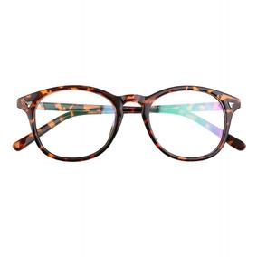 29767eef99707 Oculos De Grau Feminino Moderno - Óculos Marrom no Mercado Livre Brasil