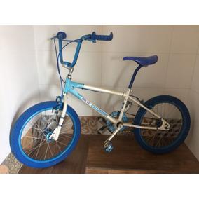 Bicicleta Caloi Cross Extra Light (bolinha/1983) - Raridade