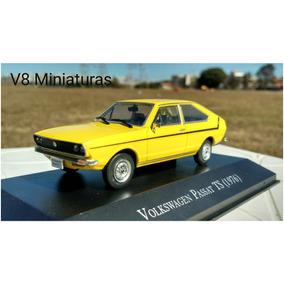 Miniatura Volkswagen Passat Ts 1976 Carros Inesqueciveis Do