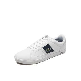 Promoção! Tênis Lacoste Europa Lcr3 White Branco Tamanho 40