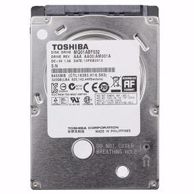 Hd Interno 320gb P/ Play 3 Play 4 Notebook Ultrabook Toshiba