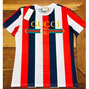 Camiseta Gucci 2019 Tam G Pronta Entrega Ref 1902 45929ccd3caa7