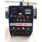 Máquina De Solda Inversora Sumig Tiger 300a