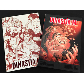 Cómic, Marvel Imprescindible #04 Dinastía M. Ovni Press