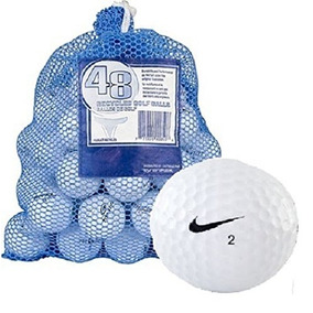 9c325ed043436 Nike Aaa + Pelotas De Golf Recicladas Mixtas (paquete De 48