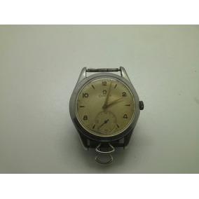 9bde5f21f8b Relógio De Pulso Omega A Corda Funcionando Swiss 17 Jewels