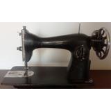 Singer 15-91 Máquina Costura Antiga Funcionando (1936)