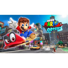 Video Juego - Nintendo Switch - Super Mario Odyssey