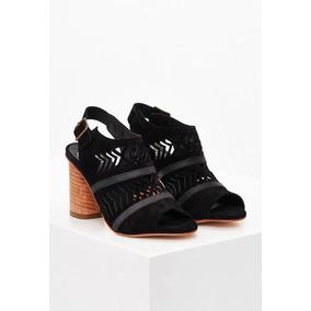 Zapatos De Mujer Clara Barcelo El Tape Señor Director Negro