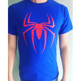Playera Spiderman Logo