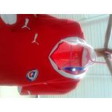 Camisa Da Seleção De Futebol Do Chile 2010/2011 Usada G