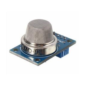 Sensor De Gás Mq-9 Monóxido De Carbono - Pronta Entrega!