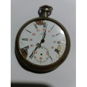 6a51359f441 Relogio De Bolso Omega Ferradura De Prata - Relógios no Mercado ...