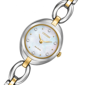 Reloj Dama Citizen Ex1434-55d Ecodrive Regalo Para Mamá