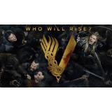 Dvd Vikings Todas Temporadas+brinde
