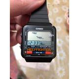 76bc40722d46 Reloj Casio Game juego Heli-fighter Gh-16