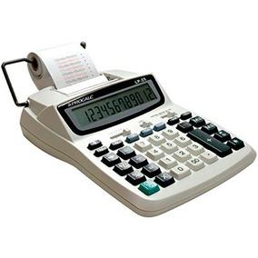 275a6ee41f9 Calculadora De Mesa C bobina 12 Digitos Lp25 Procalc Cx 1 Un