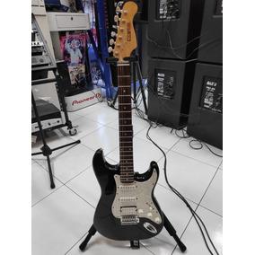 Guitarra Electrica Rocket Deluxe + Estuche Como Nueva