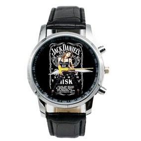 Reloj Jack Daniels Hombre Unisex Vintage Moda Casual