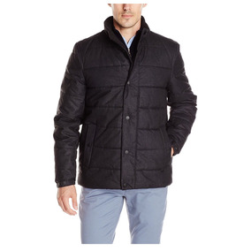 Chamarra Náutica Xl Gris (harringbone Jacket) 100% Original