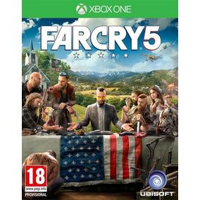Far Cry 5 Xbox One Código 25 Dígitos - Promoção