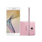 Smartphone Samsung Galaxy J5 Prime Leitor Digital, Câmera Fr