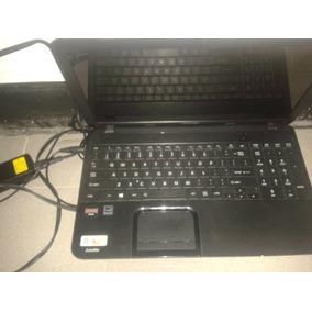 Computadora Lapton Toshiba