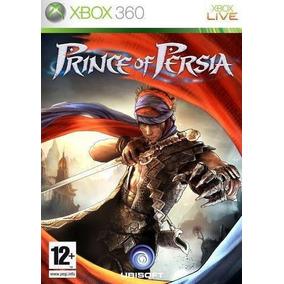 Prince Of Persia Xbox 360 Original Semi Novo!