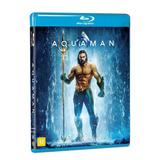 Blu-ray Aquaman - Jason Momoa Original E Lacrado!!