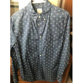 998bb165943d4 Camisas Manga Larga Azul acero en Veracruz en Mercado Libre México