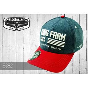 Bone King Farm Last Kings - Bonés para Masculino no Mercado Livre Brasil 58857d0394f