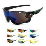 348e381aa9f3f Kit C 2 Oculos De Sol Ciclismo Ciclista Uv 400 Ñ Oakley