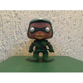 Funko Pop Dc Green Arrow Loose Raro - Arqueiro Verde