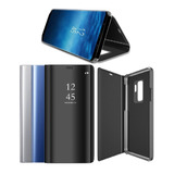 Capa Flip Cover Espelhada Samsung Galaxy S8 / S9 / S8+ / S9+