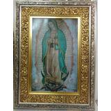 Cuadro De La Virgen De Guadalupe Mediano 89 X 119 Cm