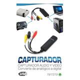 Capturador De Video Usb Easycap