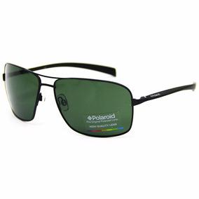 Oculos Masculino Quadrado Reto - Óculos De Sol Polaroid no Mercado ... f30a6de616