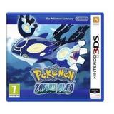 Pokemon Zafiro Alfa Nintendo 3ds Usado