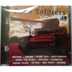 Cd Rock Soldiers Vol. 19 (original E Lacrado)