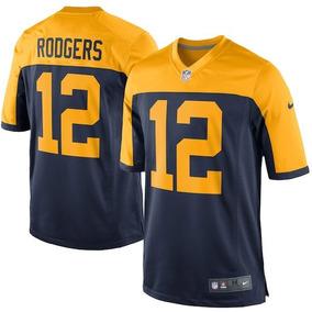 Jersey N. F. L. Green Bay Packers  12 Rodgers (talla X X L) 3c1a1160e60