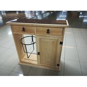 Mueble Para Garrafon De Agua. Con Mesa Loseta