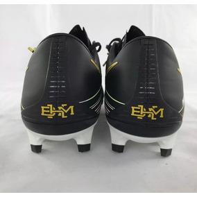 buy online 89b32 954d1 Tachones Nike Mercurial Vapor Cr7 Bota Negro Ronaldo Fenomen