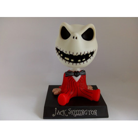 Jack Skellington Bobble - Head