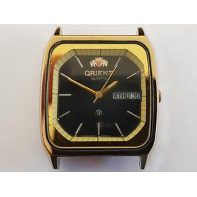 df97f29ee92 Relogio Orient Antigo Quartz - Relógios no Mercado Livre Brasil