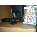 Sensor Kinect Y Juego Xbox 360 En Excelente Estado (remate)