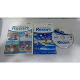 Wii Sports Resorts Completo Para Nintendo Wii,excelente