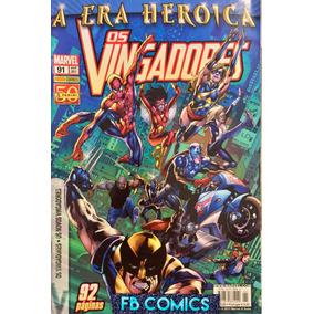 Hq Vingadores #91 Marvel Panini Agosto/2011