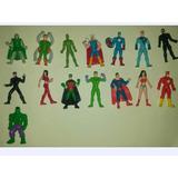 Sorpresa Chocolatin Jack Superheroes Dc Marvel 2007